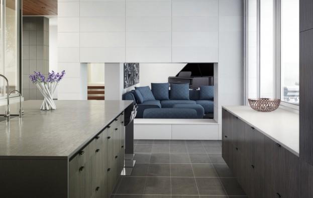 Interior Design Rendering | Abbey and Pride Sydney