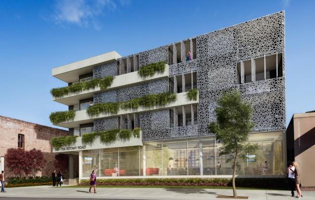 Council DA Photomontage | Couvaras. Architects Sydney