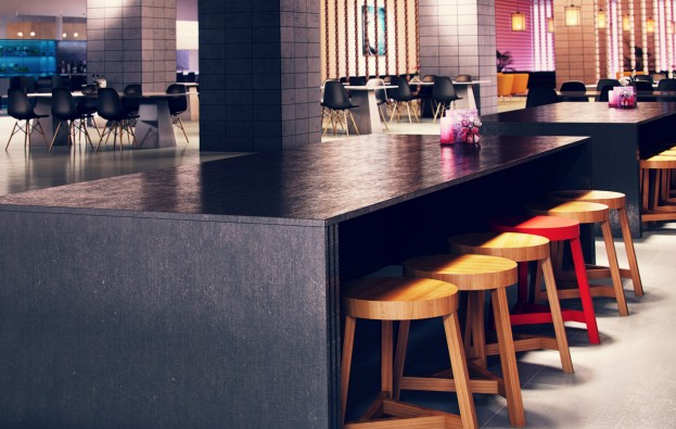 Photorealistic Environment Product Render | Abbey and Pride Concrete